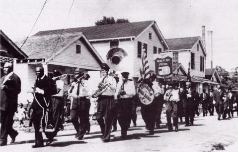 Jazz Funeral March
