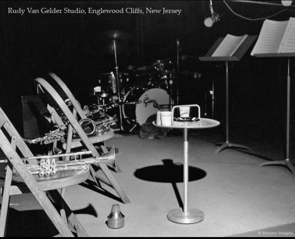 Rudy Van Gelder Studio