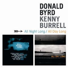 Donald Byrd all day long