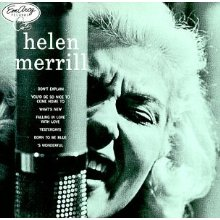 Helen Merrill W/ Clifford Brown