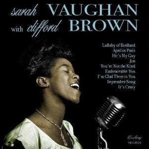Sarah Vaughn Clifford Brown